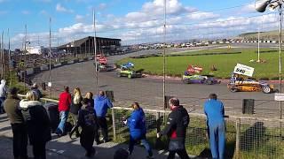Video Brisca F2 Stockcars - Final - Buxton - 02.04.17 download MP3, 3GP, MP4, WEBM, AVI, FLV November 2017
