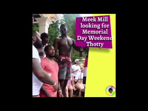 meek mill dating