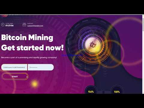 NEW FREE BITCOIN CLOUD MINING SITE 2020 !!SARSBIT.COM !! SIGNUP BONUS 10 GH/SCryptoTricks-Find New