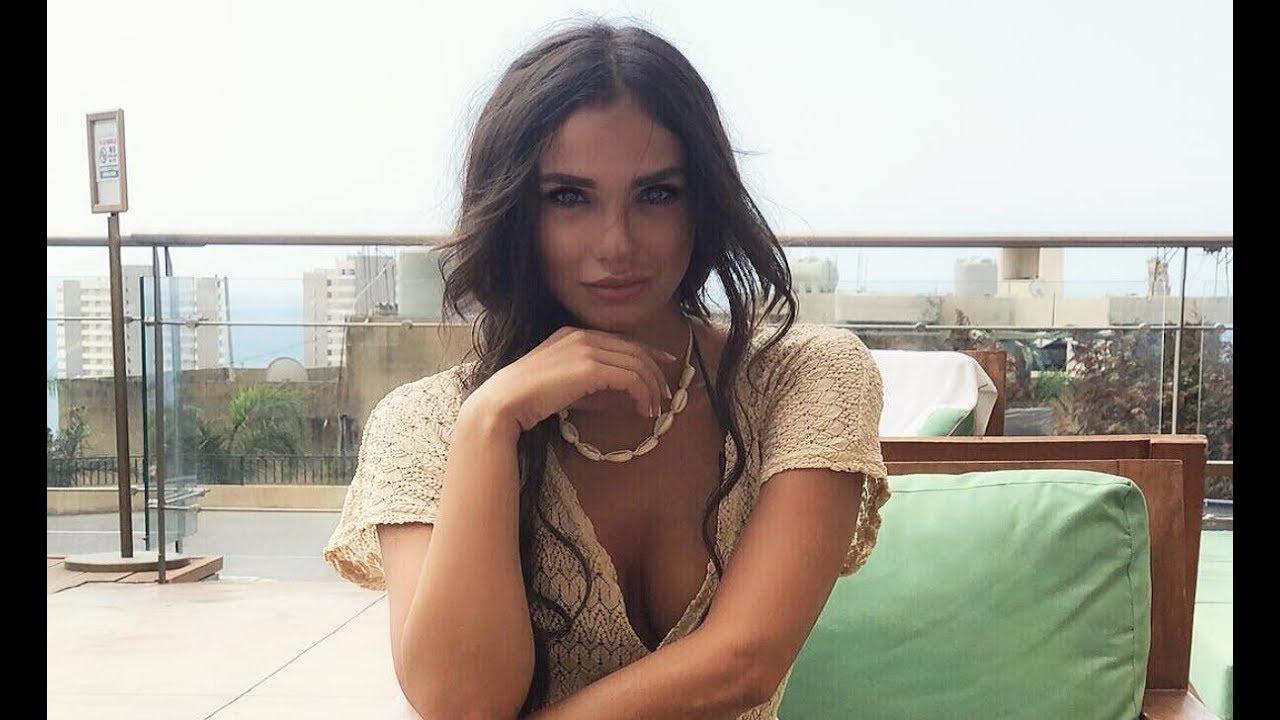 وصيفة ملكة جمال لبنان تثير الجدل بصورة مع هذا الشاب..فمن يكون؟