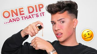 One Dip Makeup Challenge!
