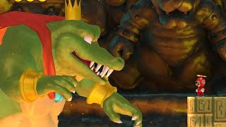 King K. Rool in New Super Mario Bros. Wii