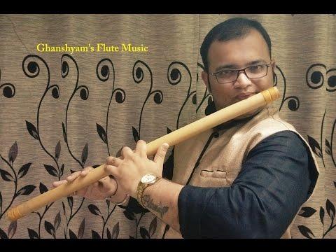Krrish Flute/Raag Hansdhwani Flute Cover with Lesson/Tutorial