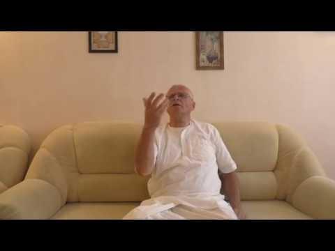 Е.М.Манидхар прабху.  2 день 1 часть санкиртана