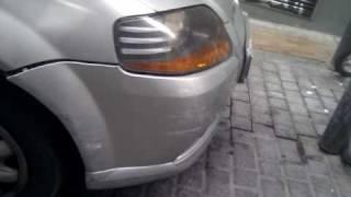 Узкие улицы, иномарки целуются (Madrid cars)