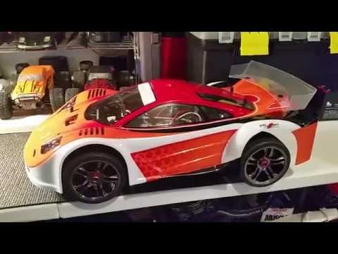 Exceed RC 1/8 Mad Drift, modified for...