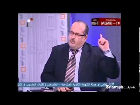 Syrian TV commentator: Obama and Cameron 'are bastard children'