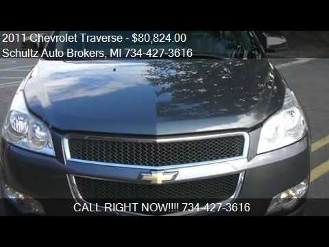 2011 Chevrolet Traverse for sale in Livonia, MI 48150 at the