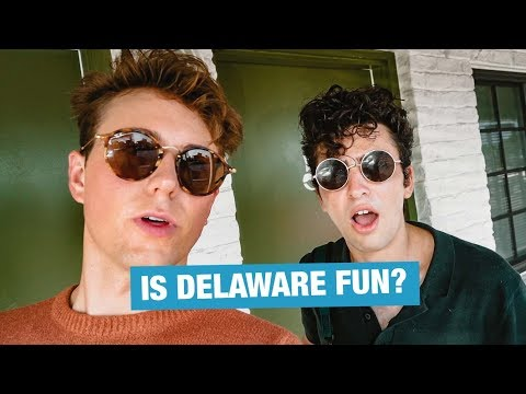 Traveling To Delaware | *shockingly Fun* Beaches & Beer At Dogfish Inn | TRAVEL VLOG