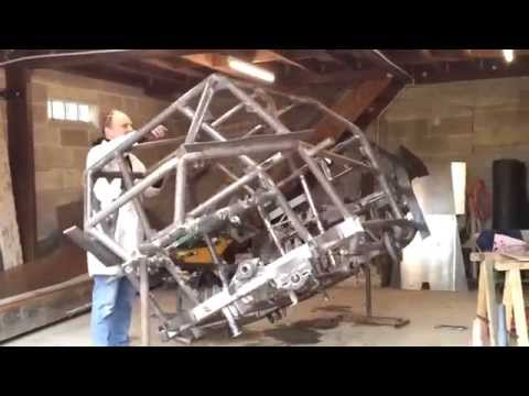 chassis of peugeot 2008 dkr