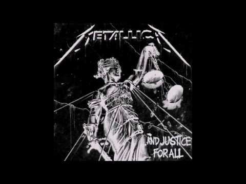 METALLICA: AND JUSTICE FOR ALL (FULL ALBUM: PROPER REMIX, REMASTER 5.0)
