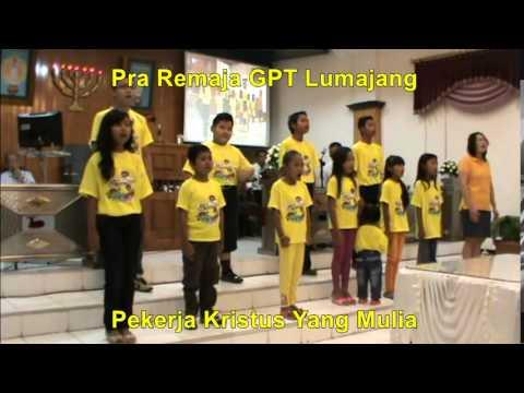 Pekerja Kristus yang Mulia  Pra Remaja GPT Lumajang