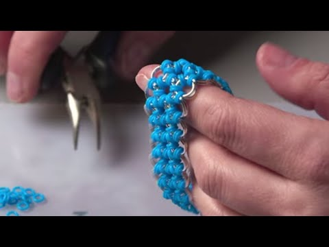 Beading University - Oh! Ring™ and Jumpring Chainmaille Bracelet