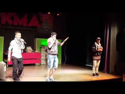 فرقة رماد للراب الفلسطيني  ramad band for rap palestine