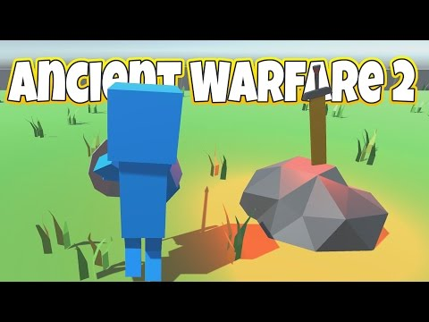 Ancient Warfare 2 - The Mighty Gladiator! - Let's Play Ancient Warfare 2 Gameplay