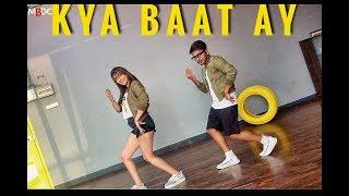 Kya Baat Ay | Harrdy Sandhu | Jaani , B Praak | Dance Choreography