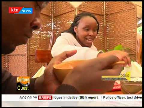 Various African foods |Culture Quest
