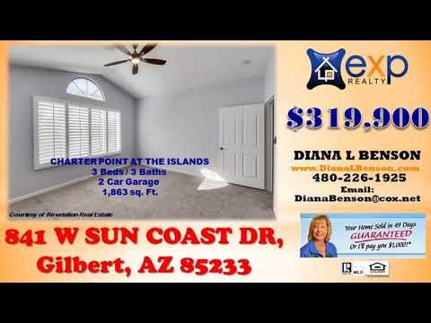 3 Bedroom, 2 Baths in CHARTER POINT AT THE ISLANDS Gilbert, AZ Gilbert, AZ