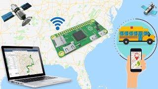 بناء الخاصة بك تتبع نظام تحديد المواقع-Raspberry Pi صفر W 2018