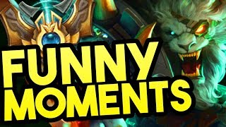 Best Rengar OCE | Funny Moments and Raging | League of Legends
