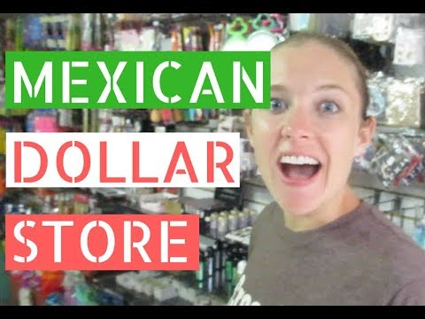 Cost Of Living In Mexico: Exploring A Mexican Dollar Store // Life In Puerto Vallarta Vlog