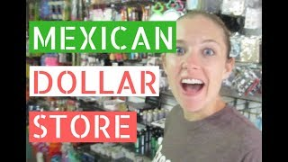 Cost of Living in Mexico: Exploring a Mexican Dollar Store // Life in Puerto Vallarta Vlog thumbnail