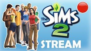 🔴 STREAM | The Sims 2 | Играем в The sims 2 | Стрим с парнем  💚