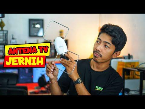 Antena Tv Yang Jernih Hda-5000 Kayak Gimana? Vlog211