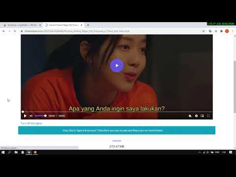 Cara Nonton Download Drakor Everyone Is There Sub Indo Youtube