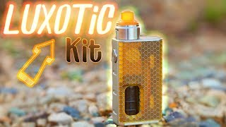 Squonking In Style With The Luxotic BF Box Vape Kit! #SQUONKLIFE #VAPELIFE