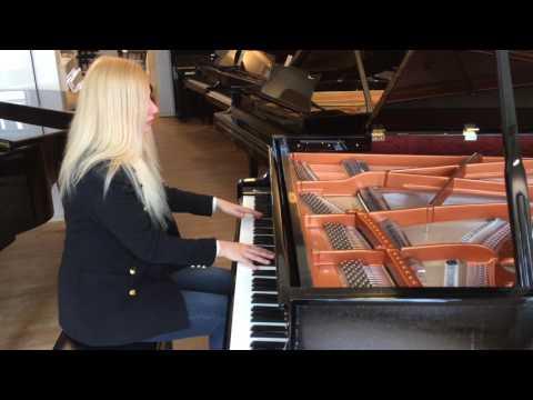 Valentina Lisitsa spiller i Pianoværkstedet i Aarhus