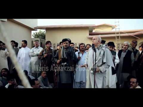 Mashar Mehmood Khan Achakzai Speech Eid al-Adha 2014 Part 01