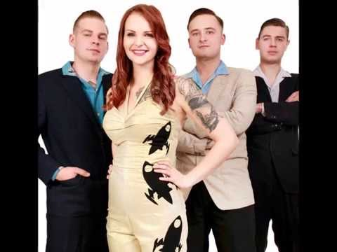 Carolina and Her Rhythm Rockets - Real Good Man