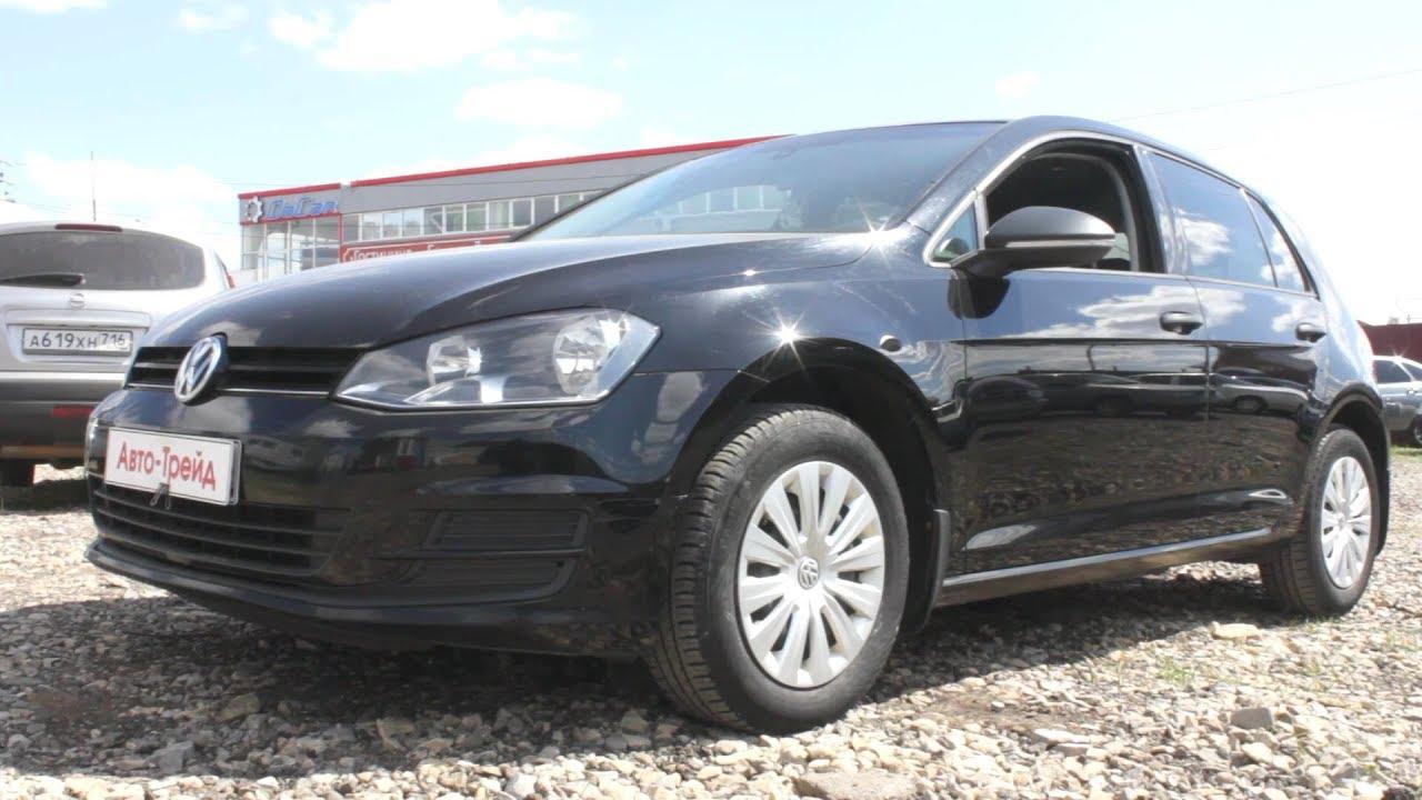 2013 Volkswagen Golf 1.2 TSI (85). Start Up, Engine, and In Depth Tour.