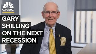 What Will Cause The Next Recession - Gary Shilling Thinks It's The Fed
