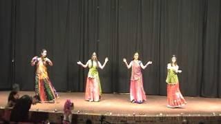 Bollywood folk song