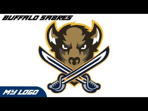 Remade NHL Logos