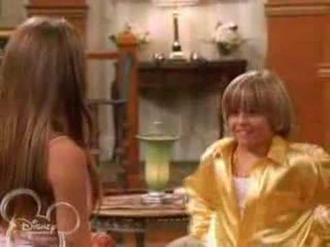 Zack and Julie [the suite life of zack and cody episode 2]