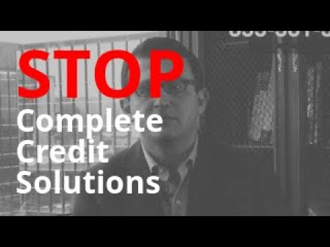 Complete Credit Solutions Calling? | Debt Abuse + Harassment Lawyer