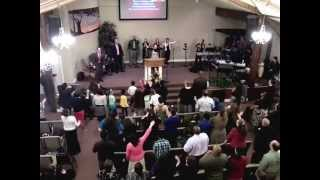 """This is amazing grace, This is unfailing love"" 5-1-2014 Chicago On Fire Conference at ICF"