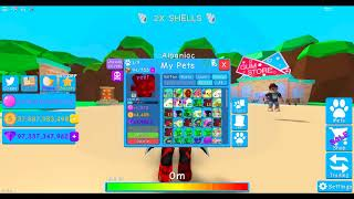 Roblox BGS inventory update SHINY FROST WINGED HYDRA? (im back)