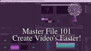 Wie man Erstellen Sie Ihre Master-Datei Für Ihr Video ' s! |Adobe Premiere Pro Tutorial