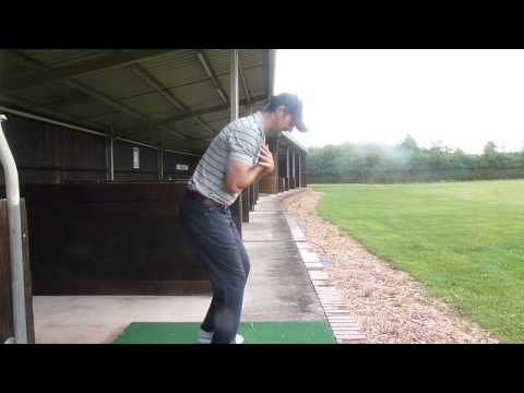 Golf Balance Drills and Exercises For Consistent Power-  1 Leg Balance And Rotation Drill