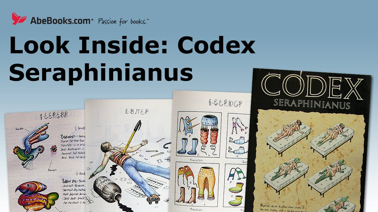 codex seraphinianus pdf descargar