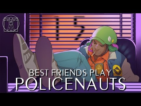 Best Friends Play Policenauts (Part 15)