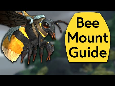 8.2.5 Bee Mount Guide! Honeyback Harvester Tips and Info