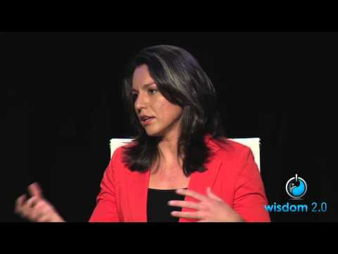 Wisdom 2.0 Interview: Congresswoman Tulsi Gabbard