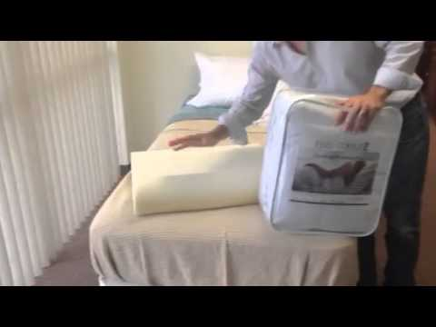 Cooling Mattress Pad For Tempurpedic Beds Too Hot No More