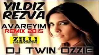 DJ TWIN OZZIE - YILDIZ REZVA - Avareyim Remix 2015