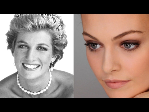 THE Princess Diana Makeup Look - with Guest Artist Mary Greenwell